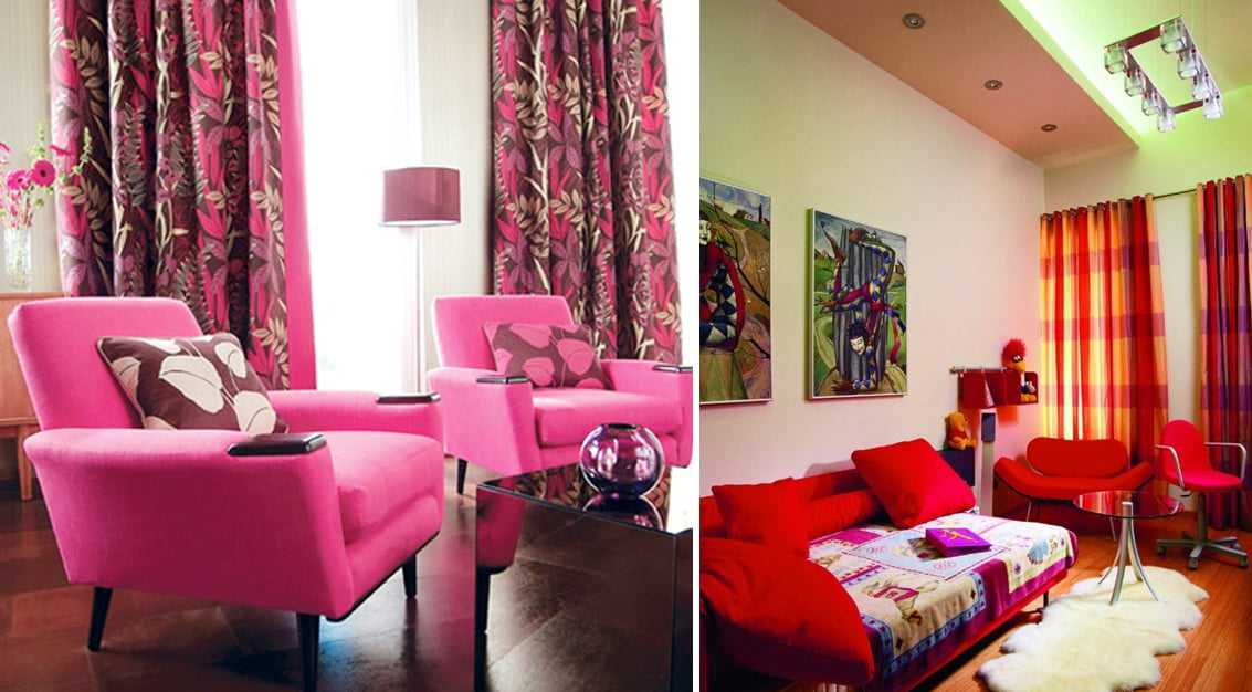 Inspiração do dia: cortinas na decoração