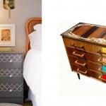 Inspiração do dia: lindas cômodas customizadas