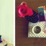 Criando em casa: bandeja decorativa