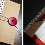 Criando em casa: caderneta feita com caixa de cereal
