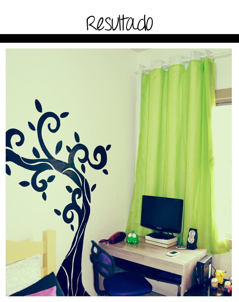 04 resultado1 Como fazer cortinas sem máquina de costura