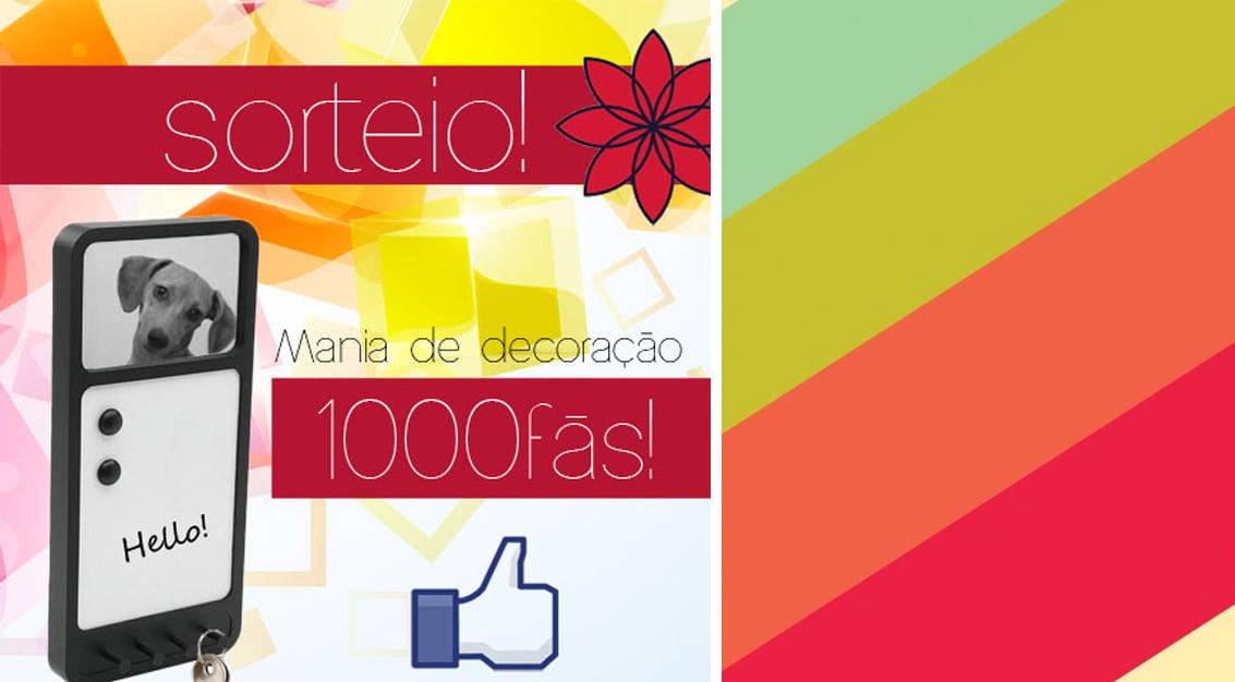 Sorteio: 1000 likes! - Encerrado