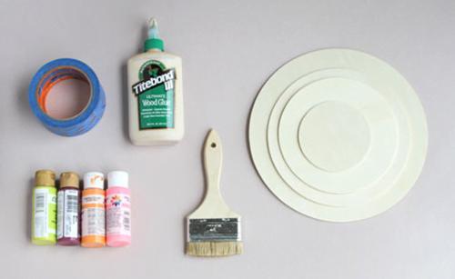 2013 10 17 16 37 391 DIY: faça um lindo e criativo mural 3D