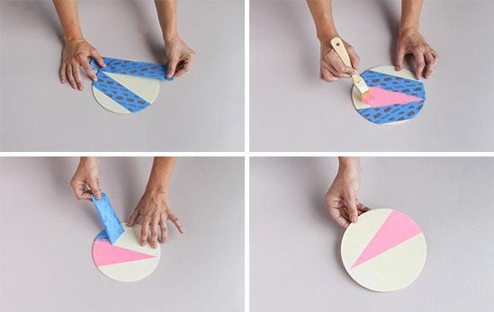 2013 10 17 17 41 061 DIY: faça um lindo e criativo mural 3D