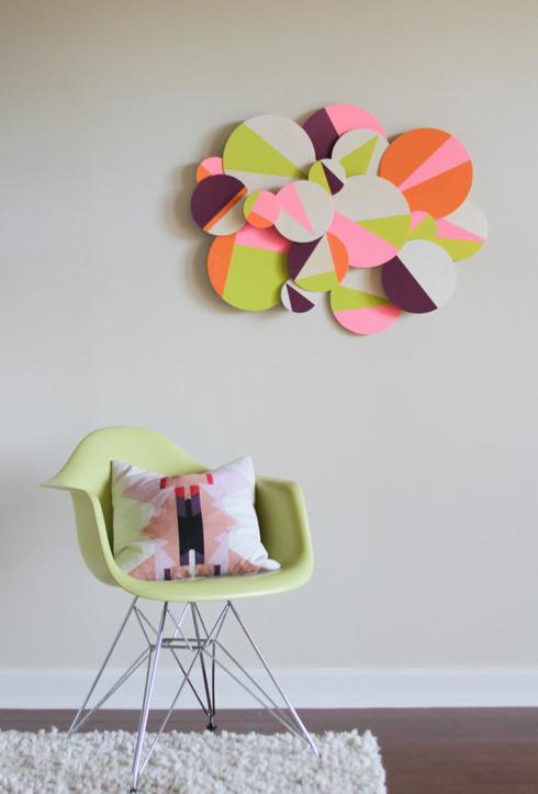 2013 10 17 17 43 361 DIY: faça um lindo e criativo mural 3D