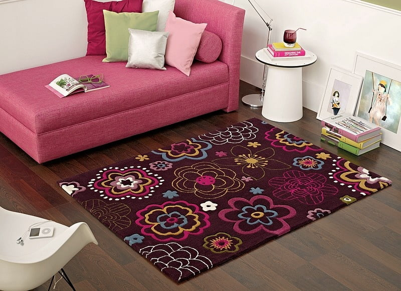 Dicas para usar tapete na decoração Mania de Decoração ~ Tapete Quarto Como Usar