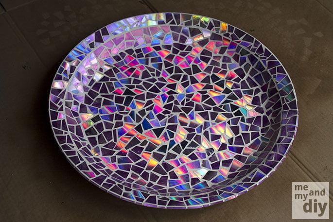 mosaico-com-cd-pedaços-finalizado
