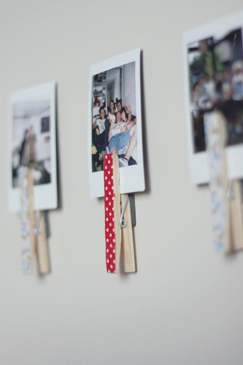 Diy clothespin crafts diy clothespin crafts pictures to pin on - Decora 231 227 O Criativa Com Prendedores De Roupa Mania De