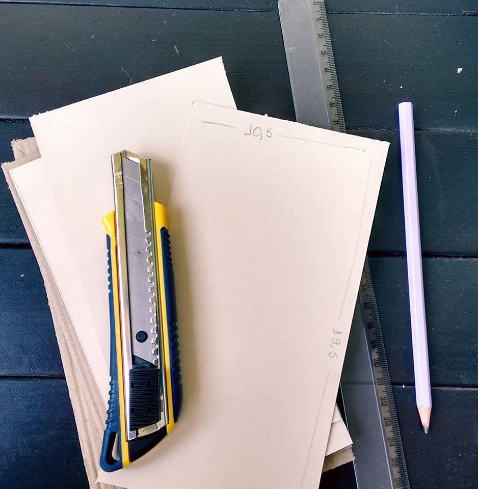 como-fazer-porta-retrato-com-papelao-tamanhos