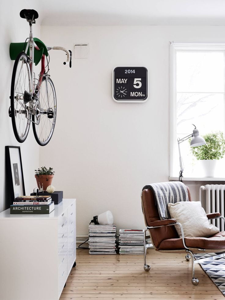 bicicleta-na-decoracao-sala-parede