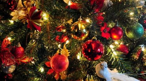 Dicas para uma decoração natalina prática e barata