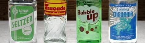 Como transformar uma garrafa em um copo - 5 passos