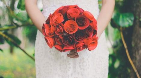 Decoração criativa para casamento - DIY