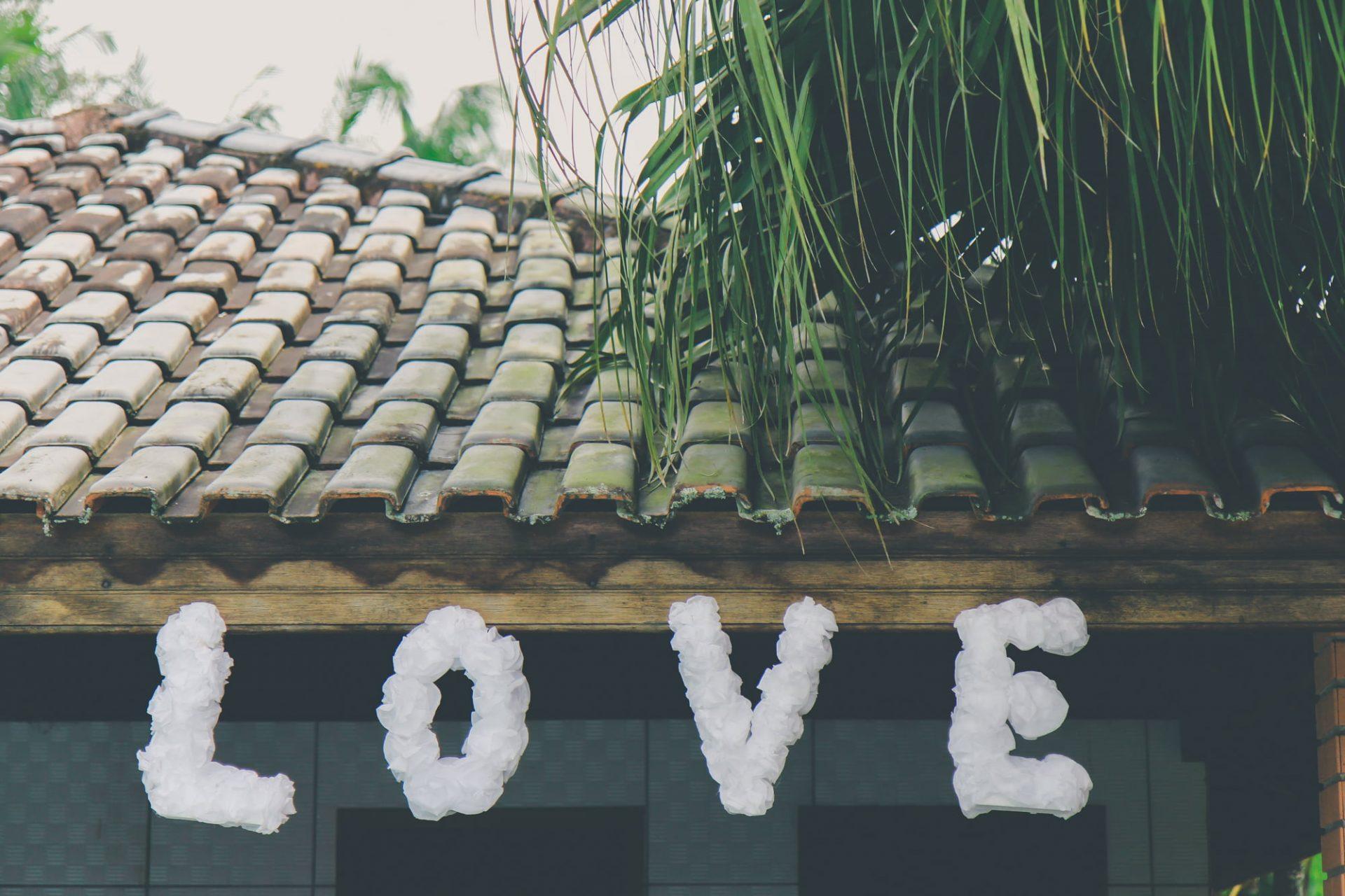 decoracao-criativa-para-casamento-love