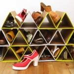 Como fazer sapateira com papelão – Ideia 2
