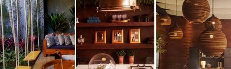 Luminária de papelão, lustres de ralador e outras ideias geniais de decoração