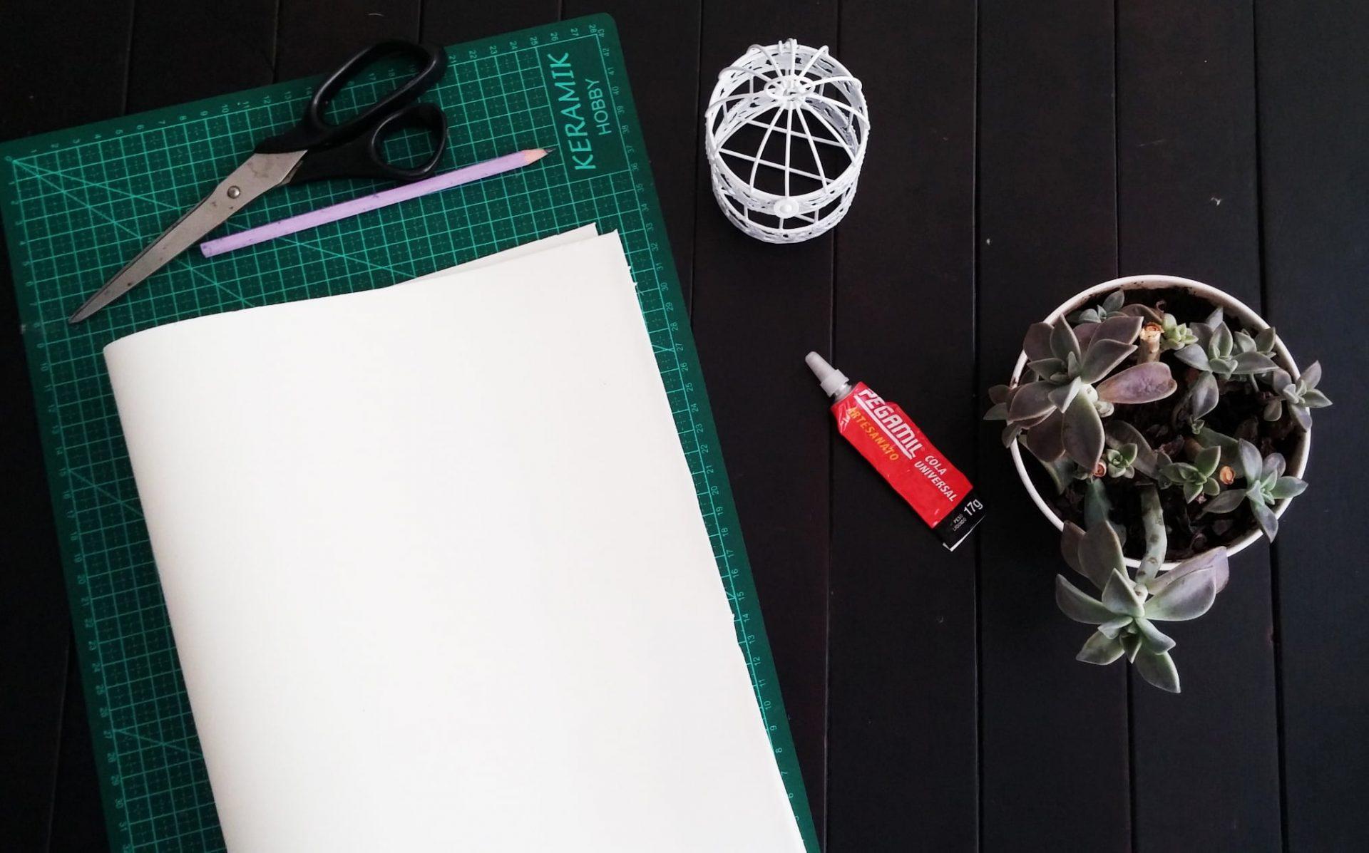 gaiola-na-decoração-materiais
