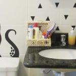 Como fazer adesivo de parede para banheiro
