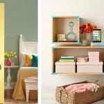 Dicas de organização e decoração para quartos pequenos