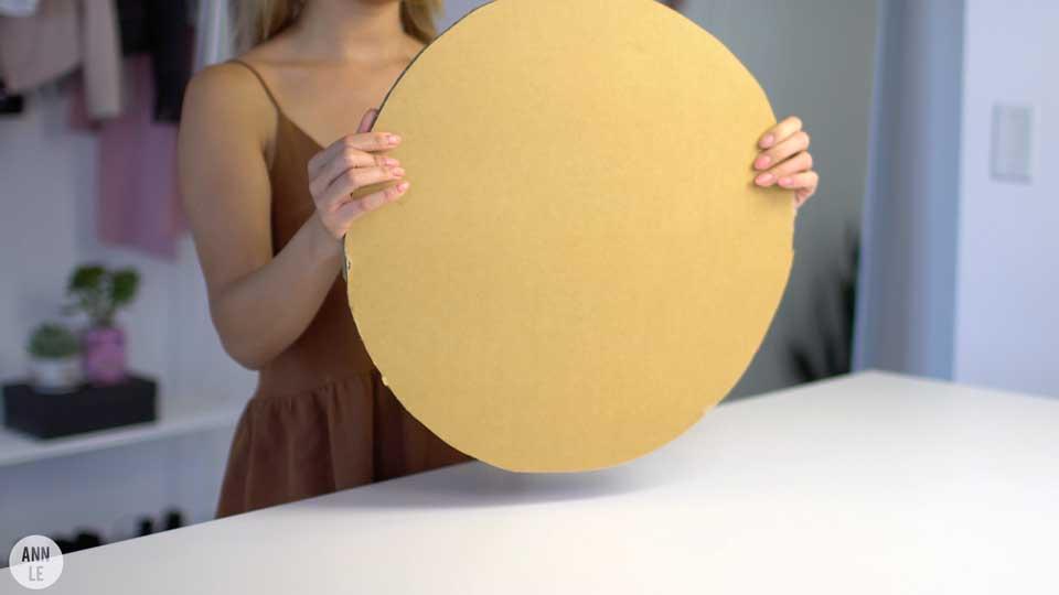 Como fazer um mural de recados de papel o mania de decora o for Como fazer um mural de recados artesanal