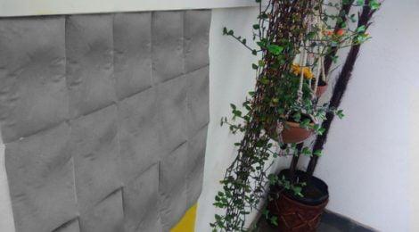 Como fazer o seu próprio revestimento de parede