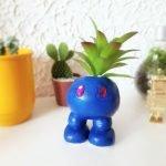 Como fazer um vaso de Pokémon – Oddish