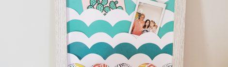 Como fazer mural de recados - DIY