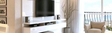 Painel para TV: 4 dicas essenciais para escolher o seu sem erro