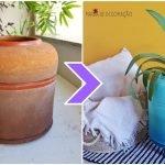 Decoração com filtro velho – DIY